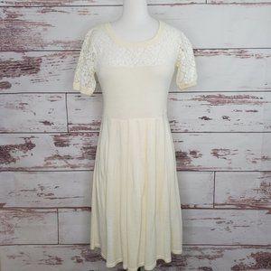 Knit Maternity Dress Short Sleeve NWT ASOS 6